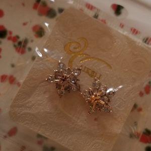 Jewelry - Aikeli snowflake earrings